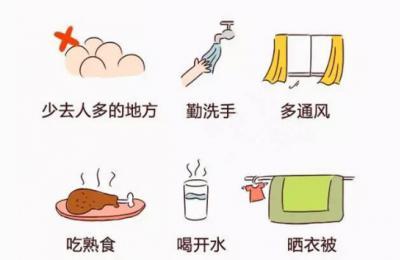 夏季重点预防肠道传染病小知识