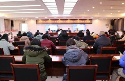 贺州市疾病预防控制中心举办新冠肺炎生物安全暨10合1混采技术培训班